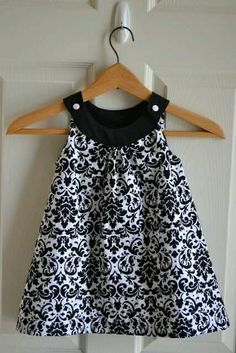Little Quail: Snappy Toddler Dress. This looks like Lorelei Finnegan Doran Little Quail: Snappy Toddler Dress. This looks like Lorelei Finnegan Doran Toddler Outfits, Baby Outfits, Kids Outfits, Toddler Girls, Baby Girls, Little Dresses, Little Girl Dresses, Dress Girl, Baby Dresses