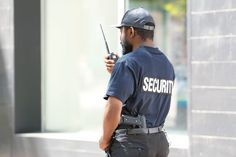 Our security officers are trained and equipped for different environments and situations.