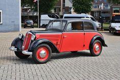 DKW F8 - 700 Bouwjaar: 1939 Benzine 2 takt