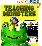 Free Kindle Books - Children's Fiction - CHILDREN FICTION - FREE -  Teaching Monsters.(Rhyming Books for Children) (My Monsters)