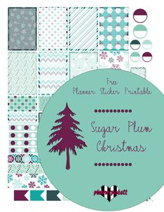 Hey guys! Sorry I've been MIA again! Between school, work and being a mom likes been extremely busy!! Here is a Sugar Plum Christmas Fr...
