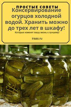 Preserves, Pickles, Cucumber, Recipes, Conservation, Food, Garten, Preserve, Meal
