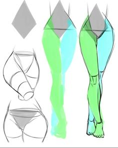 How to draw hips and legsClick the link to learn more about drawing techniques .Hints to assist you to Try to improve Your own understanding of drawing tips Anatomy Drawing, Anatomy Art, Drawing Techniques, Drawing Tips, Manga Drawing Tutorials, Drawing Ideas, Body Drawing Tutorial, Manga Tutorial, Drawing Stuff