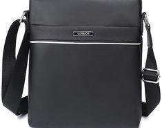 Buy Online VORMOR Brand Leather Men Bag Casual Business Leather Mens  Messenger Bag Vintage Men s Crossbody Bag bolsas male  phone  phones 231142bb54338