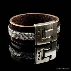Josh ® armband leer 24334