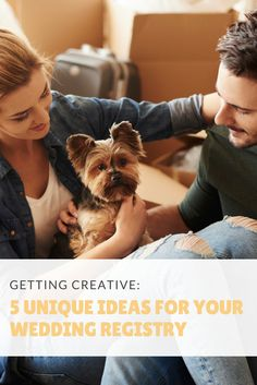 Picking items for your wedding registry can be tough, especially when you've already got everything you need. We LOVE creative gift registry ideas - check out our favourite real life wedding gift picks! Wedding Tips, Diy Wedding, Honeymoon Planning, Unique Wedding Gifts, Wedding Honeymoons, Gift Registry, Creative Gifts, Real Life, Advice