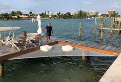 Architectural ATN Net Dock Filler