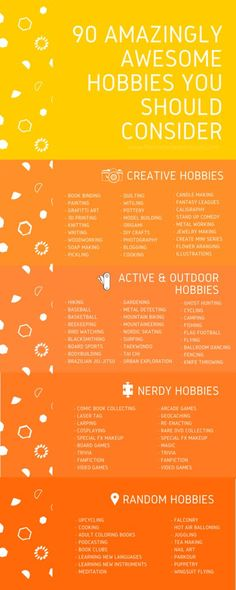 Trying to boost happiness? Try some of these hilarious, fun, and productive hobbies!