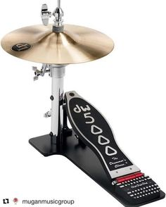 DW 5000 low boy hi hats in with cymbals. ❤️