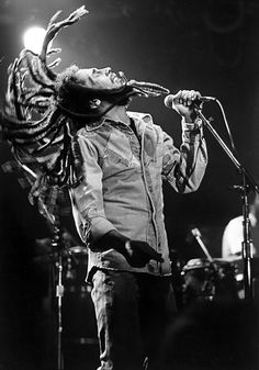 Bob Marley live at The Roxy Theater, HollyWood, California, USA, Nov 1979 - The Survival Tour
