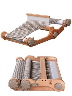 Ashford Knitters Loom is a compact, folding rigid heddle loom with a 12 inch or 20 inch weaving surface. Ashford Loom, Textured Yarn, Etsy Shipping, Free Shipping, Loom Weaving, Rug Loom, Loom Knitting, Handicraft, Fiber Art