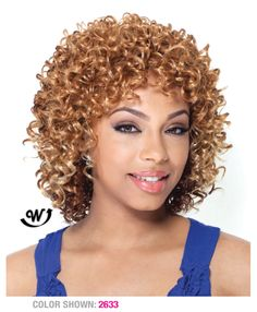 Wig Extension Sale - R&B Synthetic Full Cap Wig Judi http://www.wigextensionsale.com/products/r-b-synthetic-full-cap-wig-judi.html
