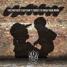 """Never underestimate the power of a """"mother"""" :) Run give her a hug & let her know you'll always be there.  #883PoliceIndia #Denims #MensWear #men #Fashion #Shopping #OnlineShopping #Product #Brand #swag #Style #Outfit #OTD #Jeans #tshirts #jackets #shirts #Indiranagar #Bangalore #BengaluruFashion #ShopNow #Premium #Clothes #Clothing"""