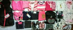COMPLETE FALL Winter New 25pc Girl sz 4 Gymboree Klein boots, coat clothing lot…