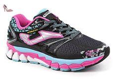 JOMA Titanium Lady, Chaussures de Running Compétition Femme, Noir (Black-Turquoise), 40 EU - Chaussures joma (*Partner-Link)