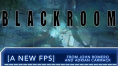 Night Work Games USA LLC is raising funds for BLACKROOM: A New FPS from Romero & Carmack (Canceled) on Kickstarter! John Romero and Adrian Carmack reunite to make BLACKROOM, a visceral, action-packed FPS set in a holographic simulation gone rogue. John Romero, Gone Rogue, News, Video Thumbnail, Holographic, Action, Group Action