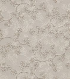 Home Decor Upholstery Fabric- Crypton Silken Petals-Stone : fabric :  Shop | Joann.com