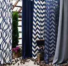 Potential curtains for nursery at West Elm.