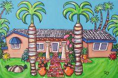 House Portraits | Tony Mendoza Art