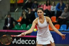 Margarita Gasparyan (RUS) - 2016 Fed Cup World Group Play-off - TennisForum.com