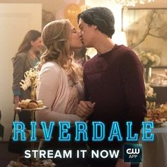Spend your sweet time with Betty and Jughead! Watch the latest #Riverdale now on The CW App. Click the link in the bio!