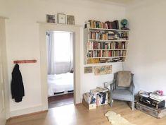 Wohnzimmer In Schner Altbauwohnung Im Stuttgarter Westen Stuttgart