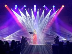 Ethereal. KC Concepcion opens the 10th Globe Excellence Awards with a song number.  Lighting design by @domgallardo �� by @ceejaytot  #eventmanagement #events #eventdesign #show #lightingdesign #celebrity #host #performer #10thGEA http://tipsrazzi.com/ipost/1522124454929815530/?code=BUfrCCQBtfq