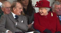 Duke of Edinburgh and Queen plan lunch for his 99th birthday | Daily Mail Online Prince William And Kate, Prince Harry And Meghan, British Royal Family News, Prins Philip, Duke Edinburgh, Defender Of The Faith, Farm Hero Saga, Queen Elizabeth Ii, British Royals