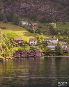 What's A Cruise To The Norwegian Fjords Like From Southampton? - Explore With Ed Caribbean Cruise, Royal Caribbean, Southampton, Norway Landscape, Viking Village, P&o Cruises, Norway Fjords, Alesund, Sailing Adventures