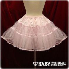 Anágua de Tule para enchimento de saias. ♥♥União Lolita♥♥: S.O.S. Anágua