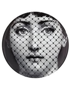 Shop Fornasetti plate in L'Eclaireur from the world's best independent boutiques at farfetch.com. Shop 300 boutiques at one address.