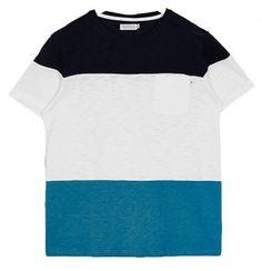 Farah 1920 Men's Horton Pocket T Shirt True Navy