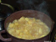 recept na detsku jablkovu vyzivu 3 Meat, Chicken, Food, Essen, Meals, Yemek, Eten, Cubs