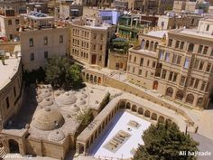 Azerbaijan The Old Hammam of Baku