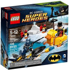Compare prices on LEGO DC Comics Super Heroes Set Batman The Penguin Face off from top online retailers. Save money on your favorite LEGO figures, accessories, and sets. Dc Comics Super Heroes, Lego Dc Comics, Lego Batman, Batman Arkham, Batman Vs, Spiderman, Face Off, Toys R Us, Kids Toys