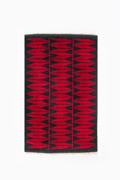 Swedish rug / carpet by Tabergs yllefabrik at Studio Schalling