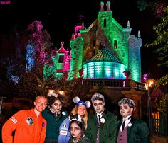 Mickey's Not So Scary Halloween Party 2013 Tips   Grim Grinning Ghosts Come Out to Socialize by Tom.Bricker, via Flickr