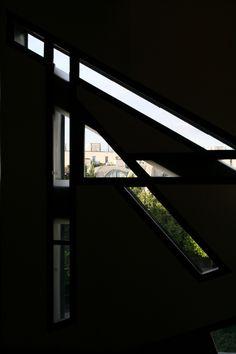 Judisches Museum _ampliamento  progettato da Daniel Libeskind (2001)