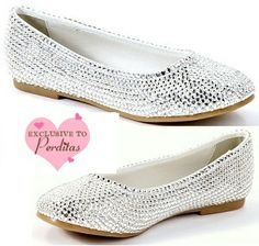 Perditas wedding shoes free delivery throughout the UK, all trusted brands Bridal Flats, Wedding Shoes, Shoes Uk, Ivory, Crystals, Wedding Ideas, Big, Fashion, Bhs Wedding Shoes