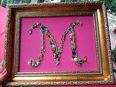 Obrazy - M - monogram - 6137608_