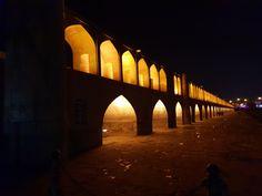 Si-o-se Pol Isfahan Iran