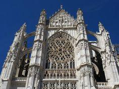 Visiter la Picardie - Cathédrale Saint Pierre de Beauvais