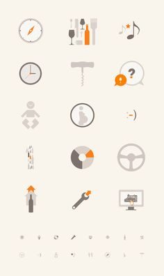 Nice Icons / Flat design / #flat #design #icon