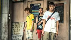 'Shuttle Life' (2017) by Malaysian director Tan Keng Siat