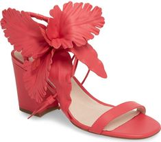 1a195739f4c Cecelia New York Hibiscus Sandal in Pink