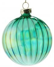Small Traditional Glass Ornament