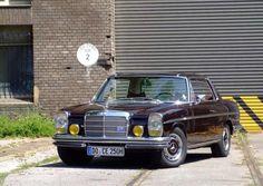 mercedes w114 | Mercedes Benz 250C Coupe W114