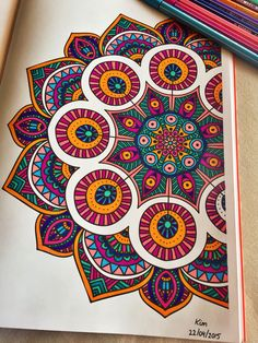 Sharpies or Tombow Brush Markers Can Make Your Mandala Doodle. Sharpies or Tombow Brush Markers Can Make Your Mandala Doodles Into ART! Art Drawings, Madhubani Art, Doodle Art, Mandala, Mandala Design Art, Art, Madhubani Painting, Design Art, Sharpie Art