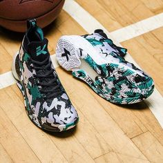 This men's shoes is Anta Klay Thompson signature basketball shoes, the style used new A-Flashfoam and A-WEB tech, it is cushioning, support, breathable and stable. Now you can buy this camouflage basketball sneakers from Shopanta store. Girls Basketball Shoes, Adidas Basketball Shoes, Basketball Workouts, Basketball Hoop, Basketball Boyfriend, Basketball Bracket, Basketball Equipment, Basketball Quotes, Running Shoes Nike