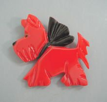 You searched for shultz bakelite scotty dog brooch with black bow - Morning Glory Jewelry & Antiques Elsa Schiaparelli, Vintage Buttons, Vintage Brooches, Vintage Costume Jewelry, Vintage Costumes, Coco Chanel, Antique Jewelry, Vintage Jewelry, Plastic Jewelry